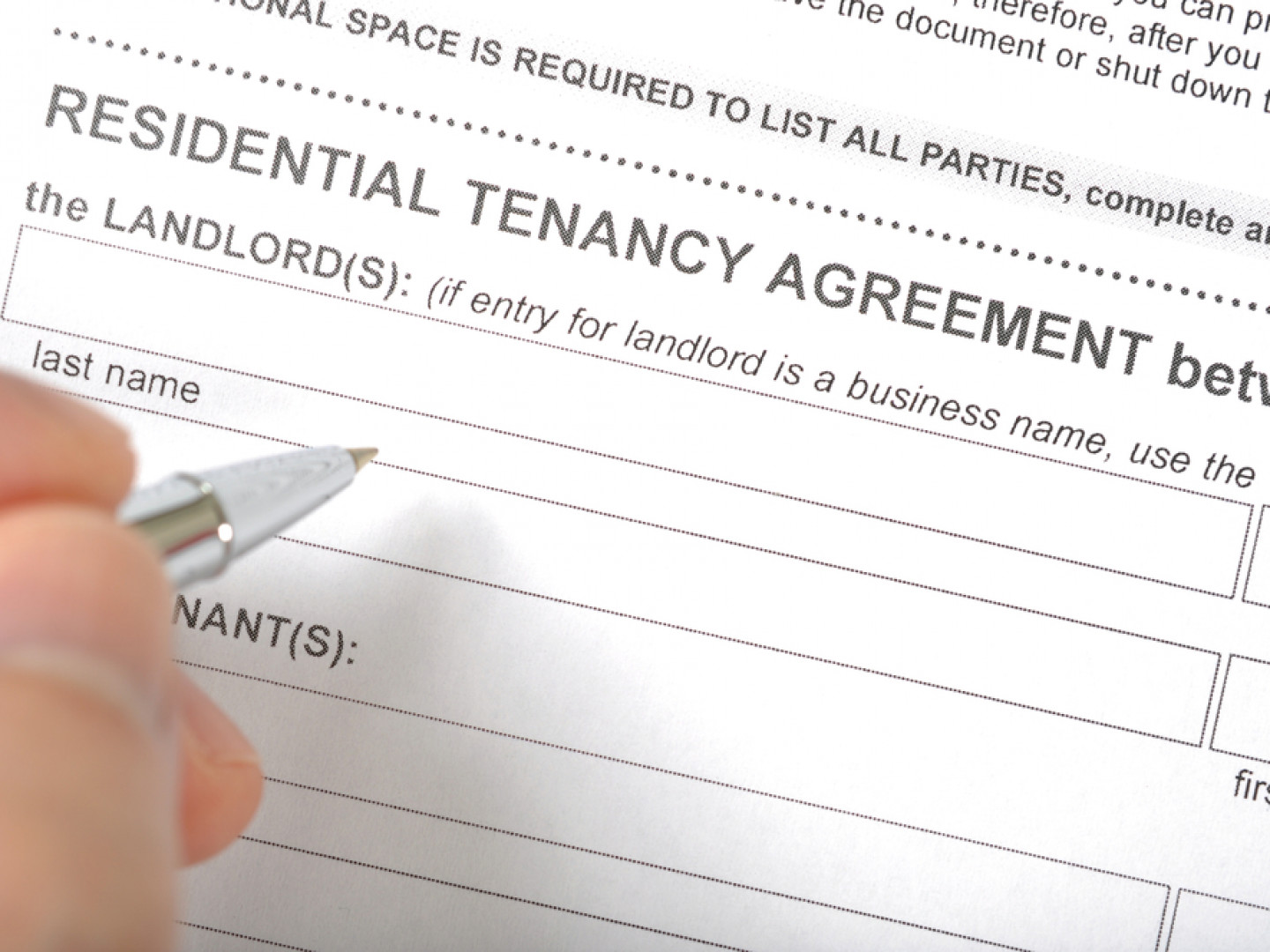 Why you need an attorney to write your lease agreement